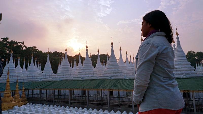 Sandamani Pagoda