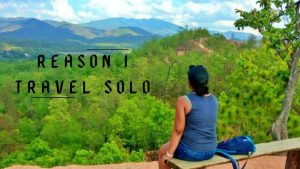 5 reasons for Solo Travel