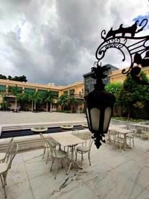 Raajkutir Courtyard