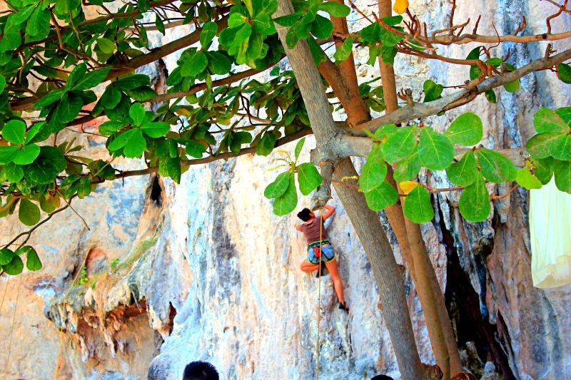 Rock Climbing, Krabi