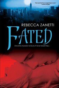 Dark Protectors series by Rebecca Zanetti