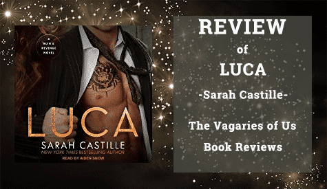 Review of Luca by Sarah Castille
