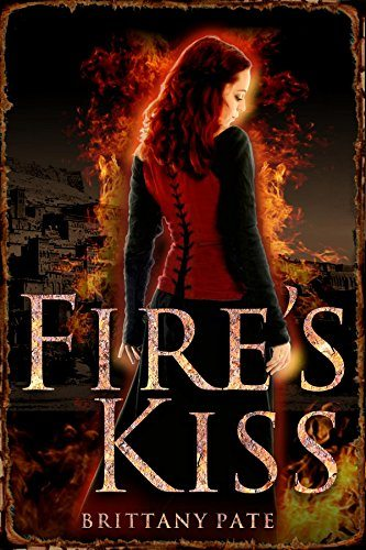 Review of Fire's Kiss by Brittany Pate