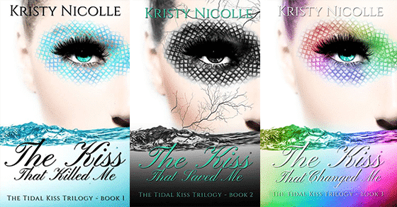 The Tidal Kiss Trilogy Release Promo