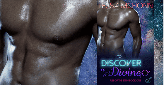 To Discover A Divine Blog Tour – Excerpt & Review