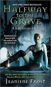 Night Huntress series paranormal romance