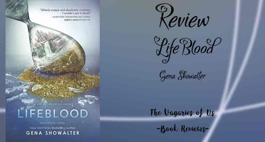 A Book Review: Lifeblood by Gena Showalter