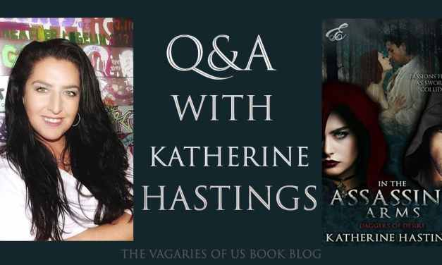 Author Interview with Katherine Hastings