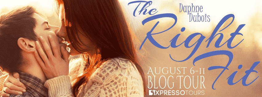 The Right Fit Blog Tour - Review - Giveaway