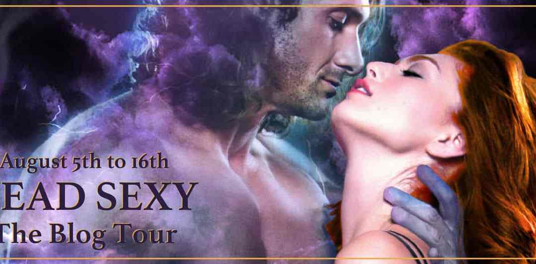 Dead Sexy Blog Tour – Excerpt – Review – Interview with LuLu Sylvian