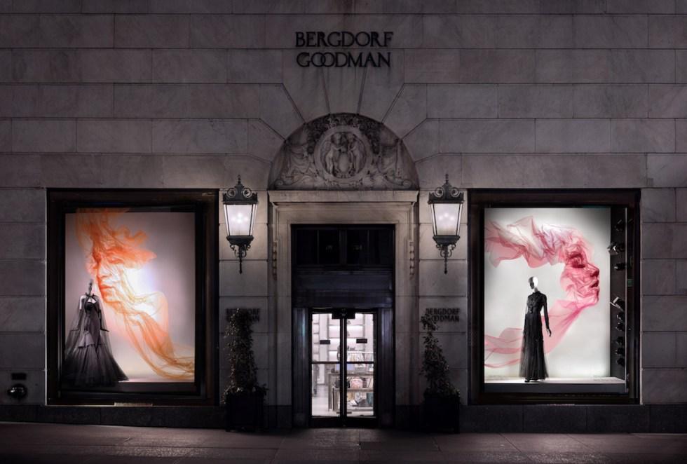 Benjamin Shine for Bergdorf Goodman