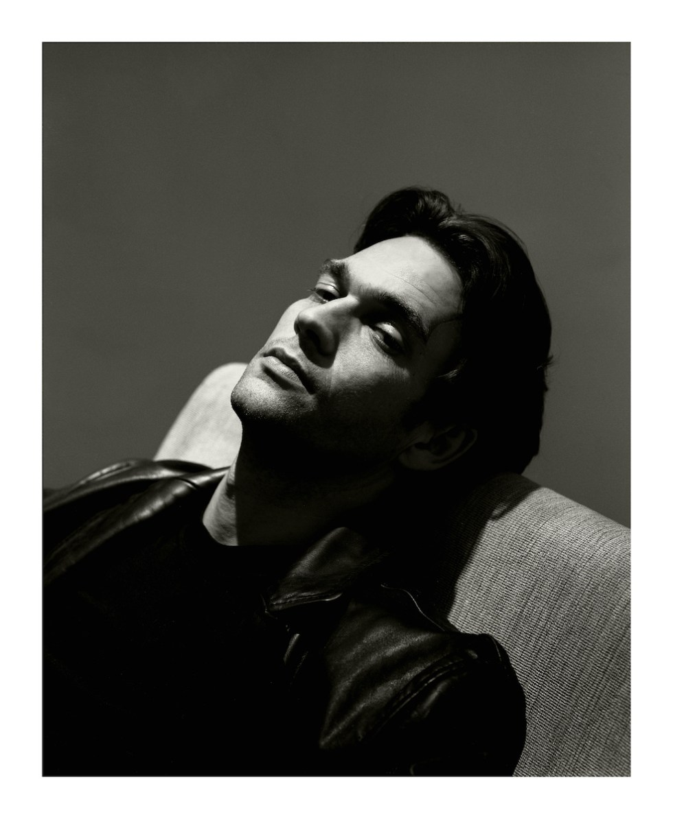 Dougray Scott photographed by Donald MacLellan