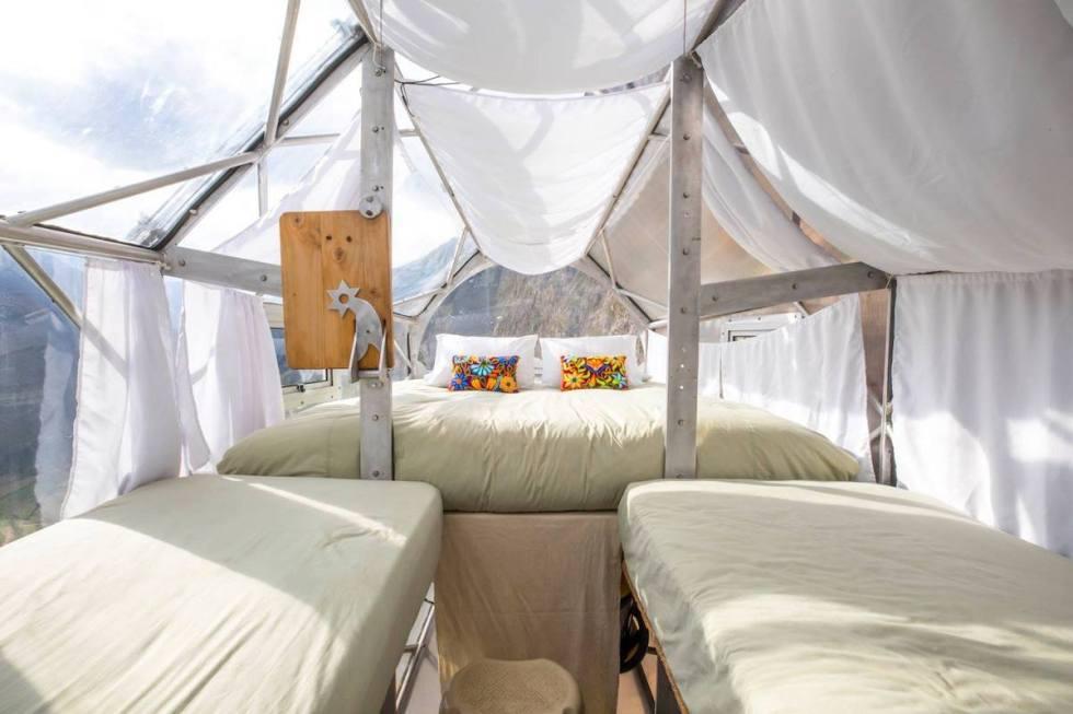 The Skylodge Adventure Suites, Cusco, Peru