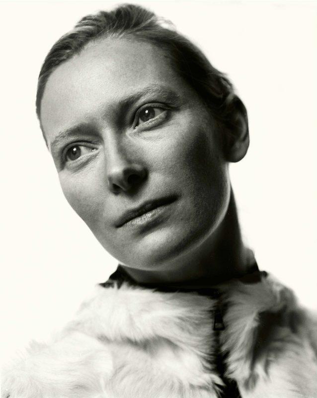 Tilda Swinton photographed by Donald MacLellan