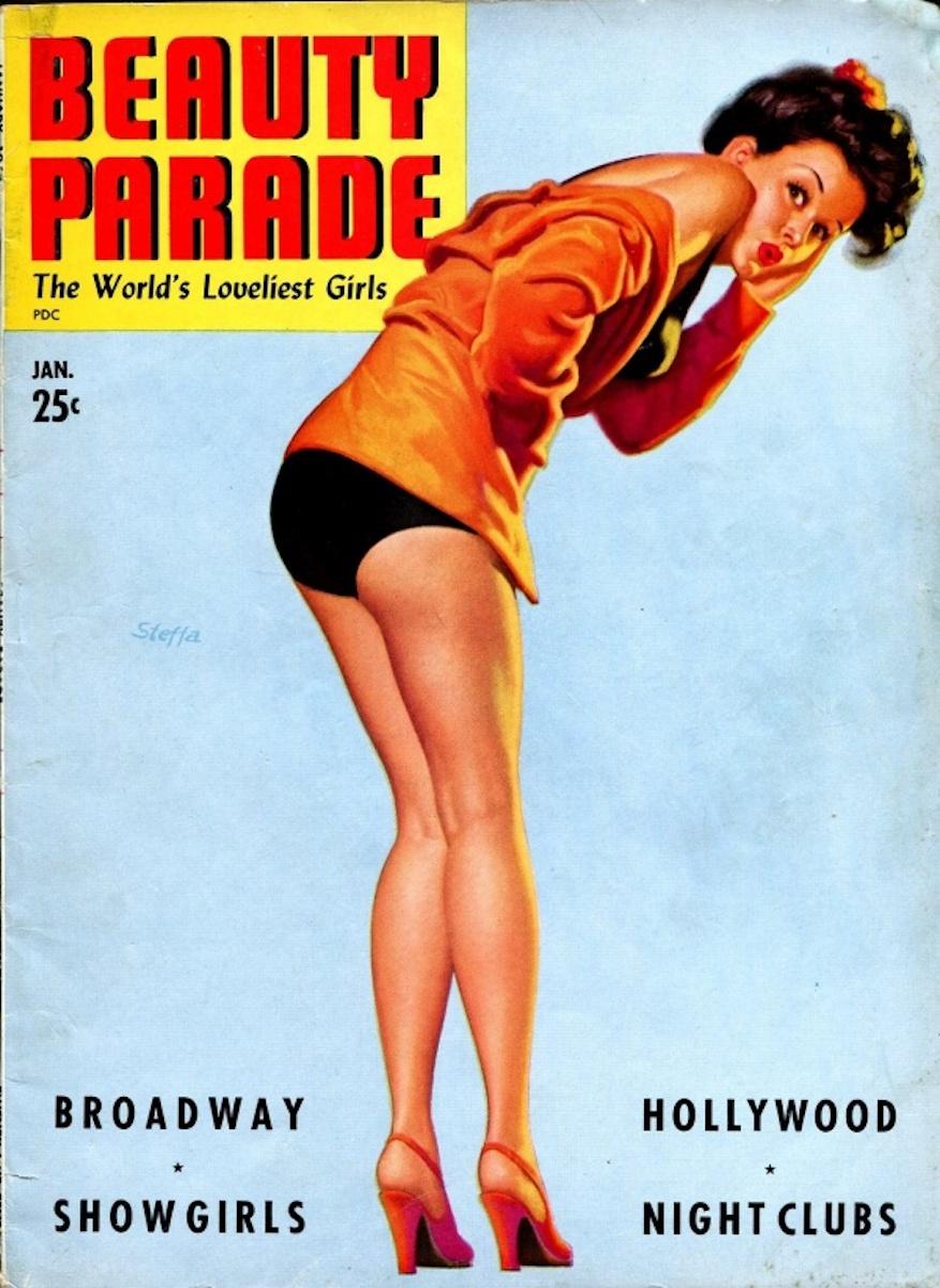 Beauty Parade (1943)Earl Moran