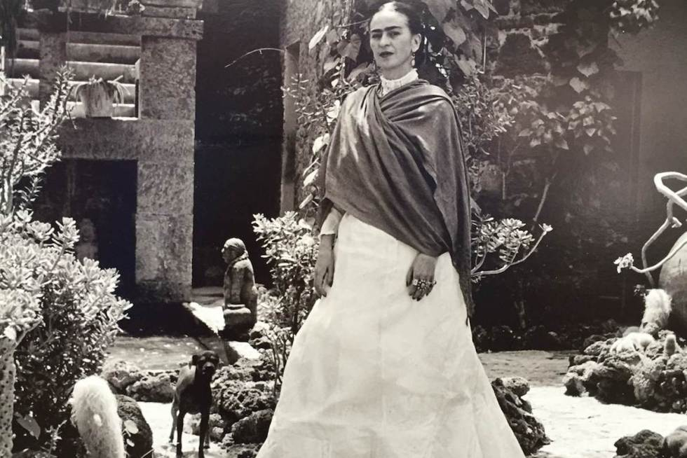 Frida Kahlo, La Casa Azul (The Blue House), Coyoacán, Mexico City, Mexico