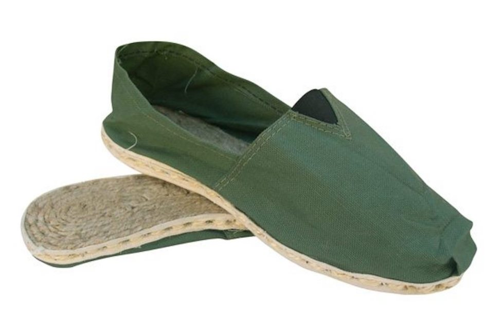 Argentina's shoe Alpargata.