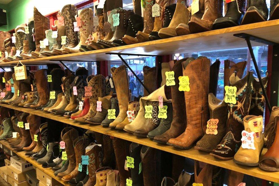 Cowboy boots for sale