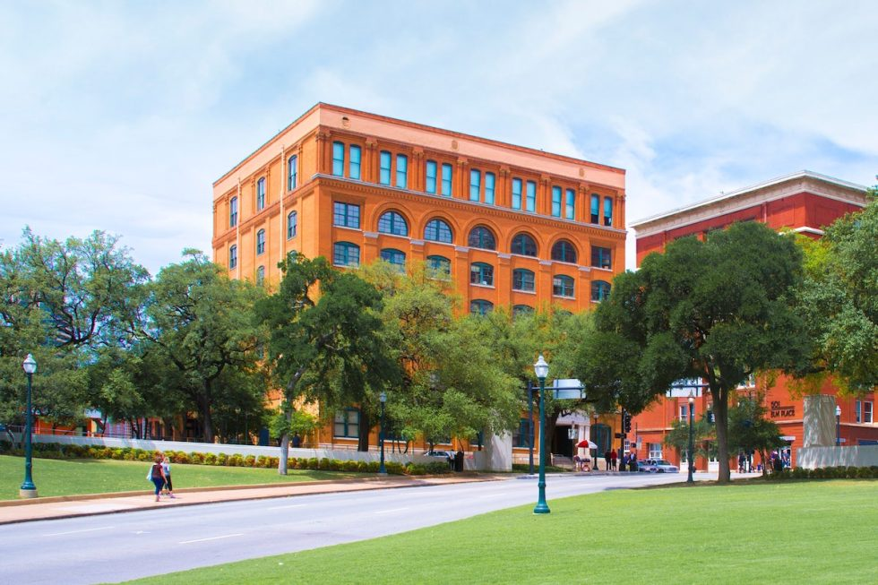 The Sixth Floor Museum at Dealey Plaza building exterior