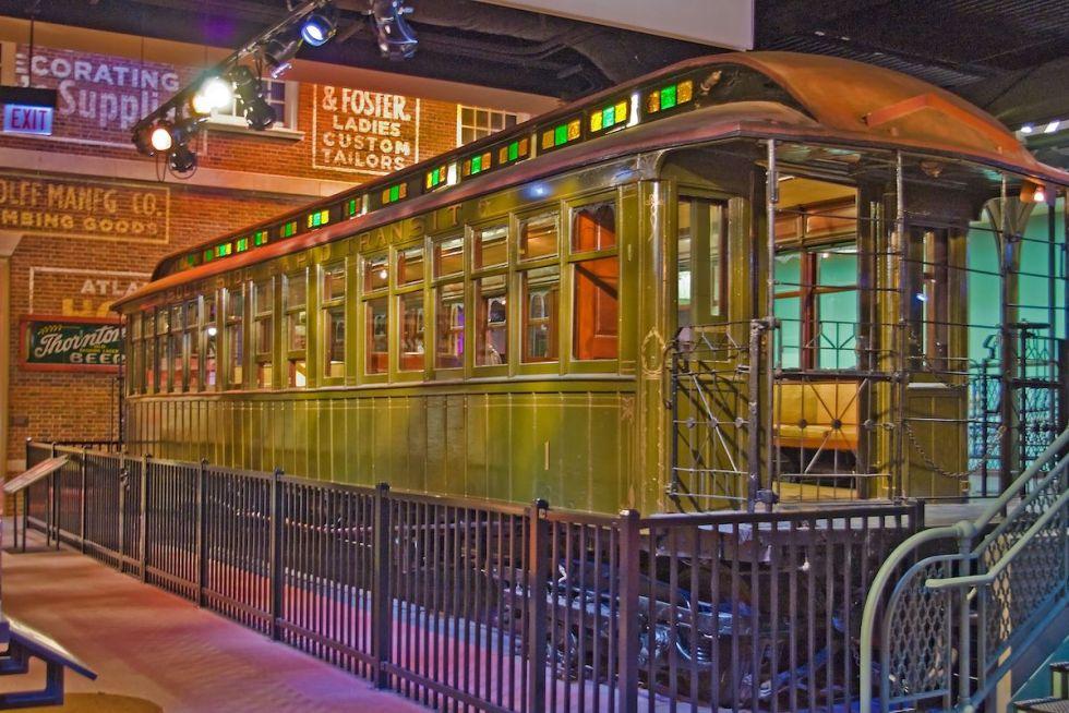 Chicago History Museum exhibit