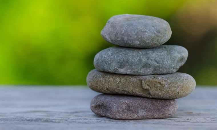 rocks, reflection, wellness, inspiration, poetry, prayer