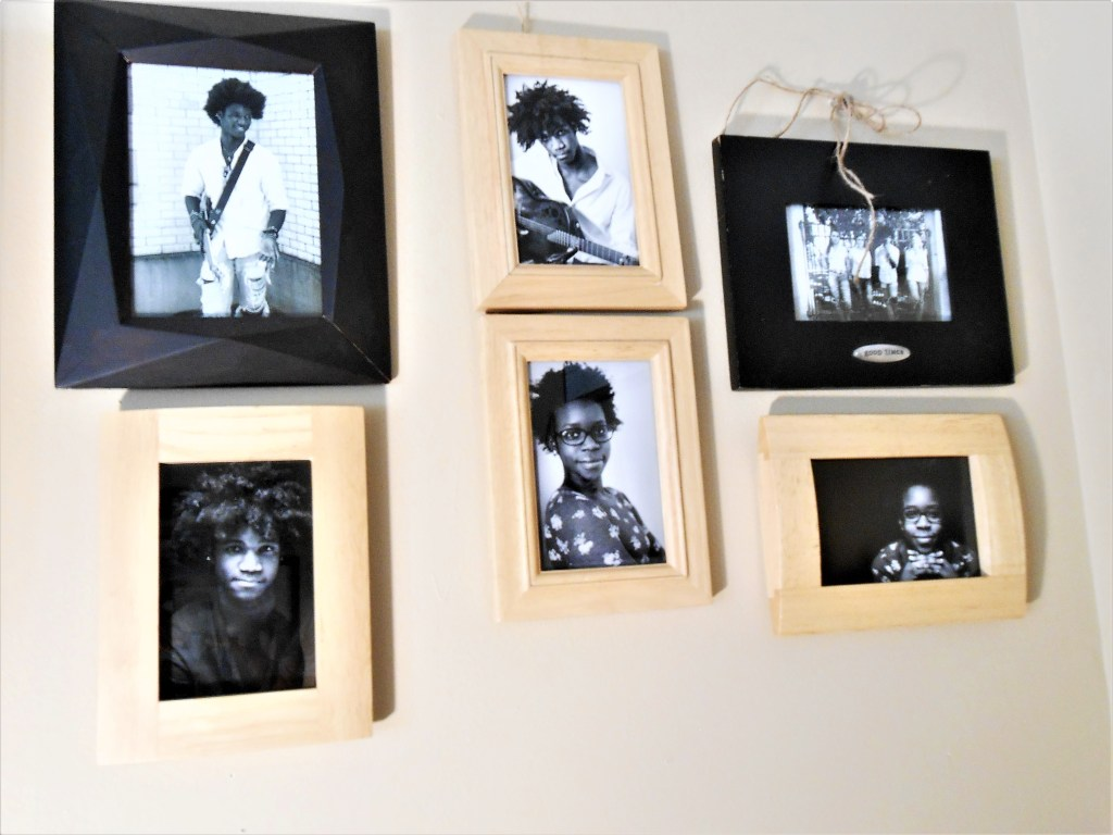 pictures, frames