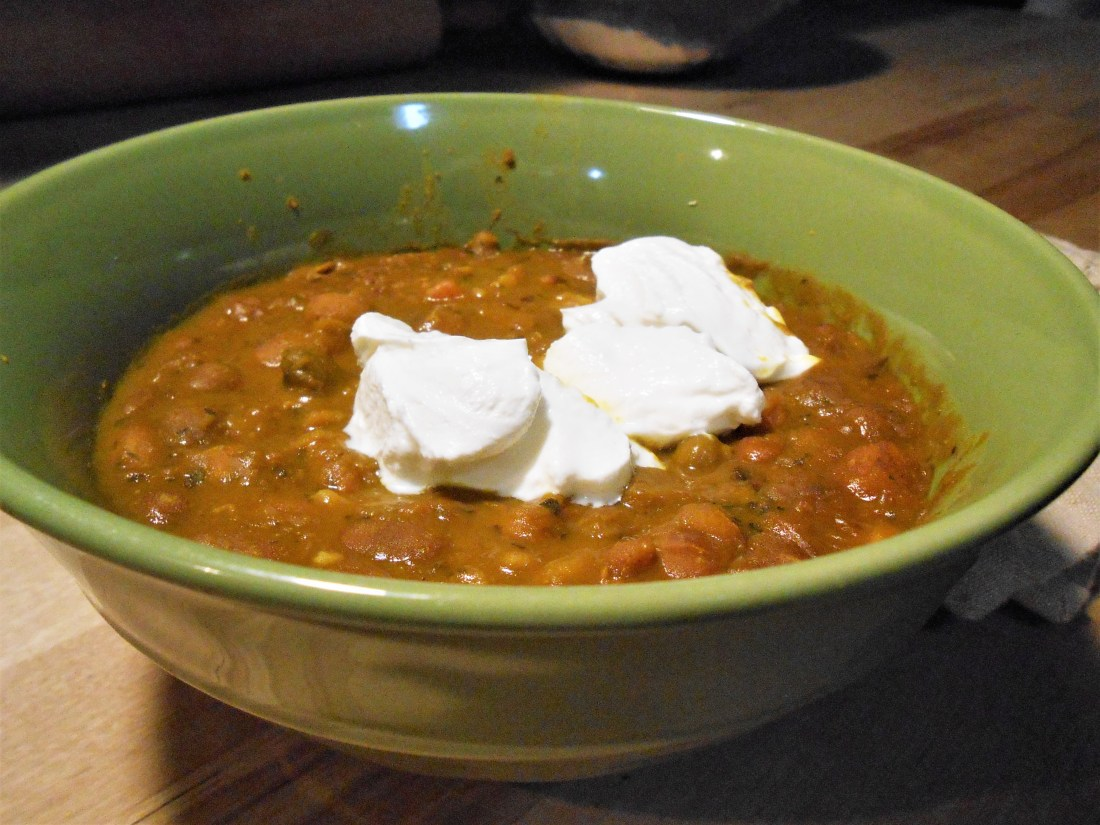 beans, chili, vegan, vegetarian, food, blog, healthy eating, food photography, Christmas gathering