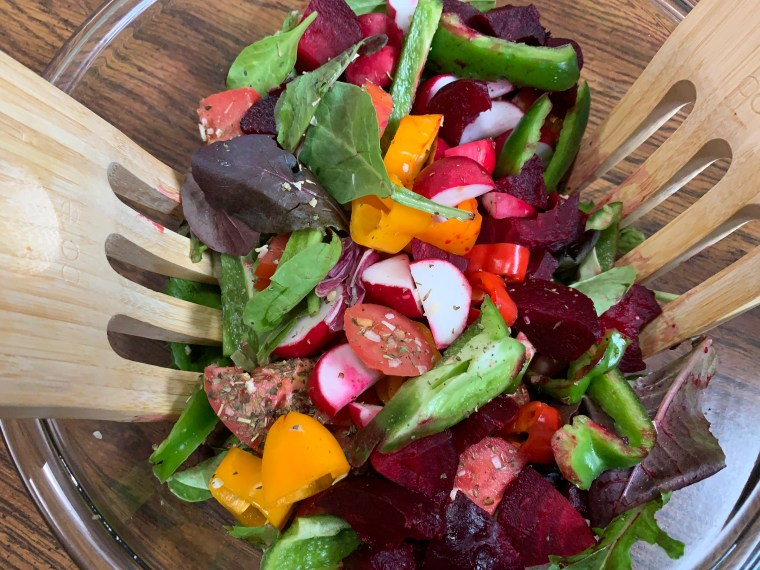 summertime salad, family, food, healthy eating, recipes, katina horton, valley of grace, simple functional grace-filled living