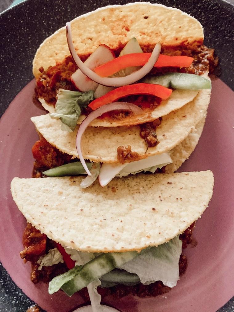 healthy recipes, katina horton, simple vegan tacos, katina horton, food photography, simple recipes, fun eating, food, tacos