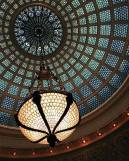 Totally cribbing the idea for this shot from @wynk, I mean as inspired, by . #chicago #lookup