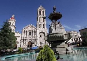 Catedral de Saltillo, Coahuila. Credit: Comisión Mexicana de Filmaciones flickr.com/photos/comefilm/27670864498