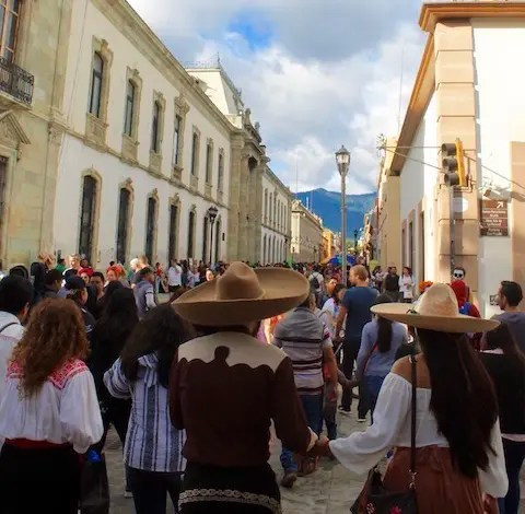 Oaxaca has become renowned for its Day of the Dead celebrations