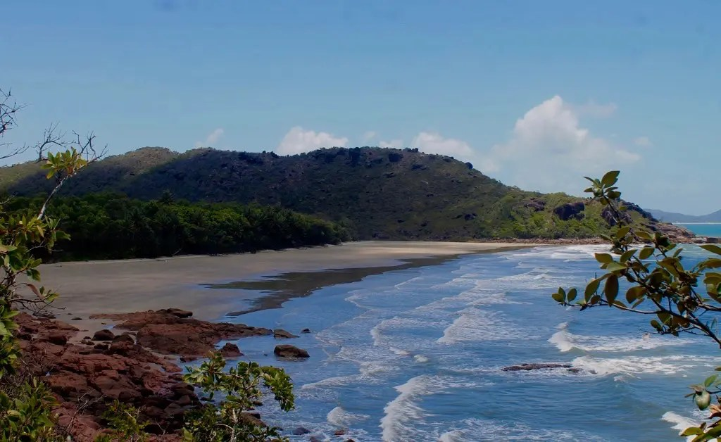 Taking in the natural beauty could take up all of your time when hiking Thorsborne Trail Hinchinbrook Island