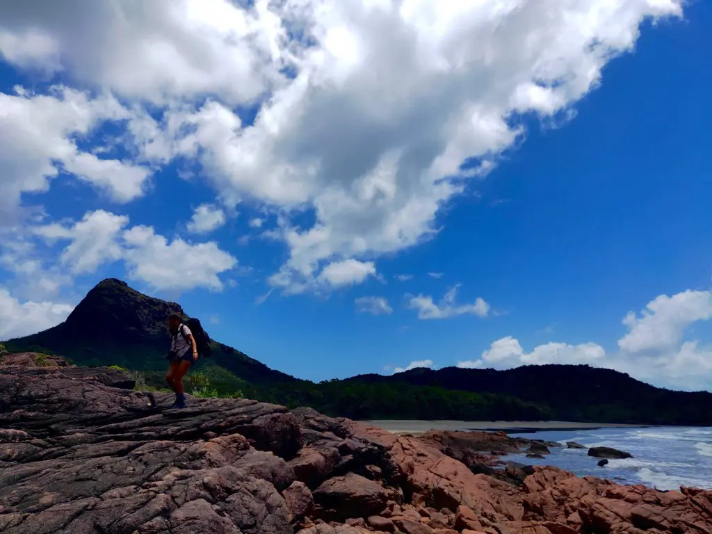 Getting your permit for hiking Thorsborne Trail Hinchinbrook Island is half the battle
