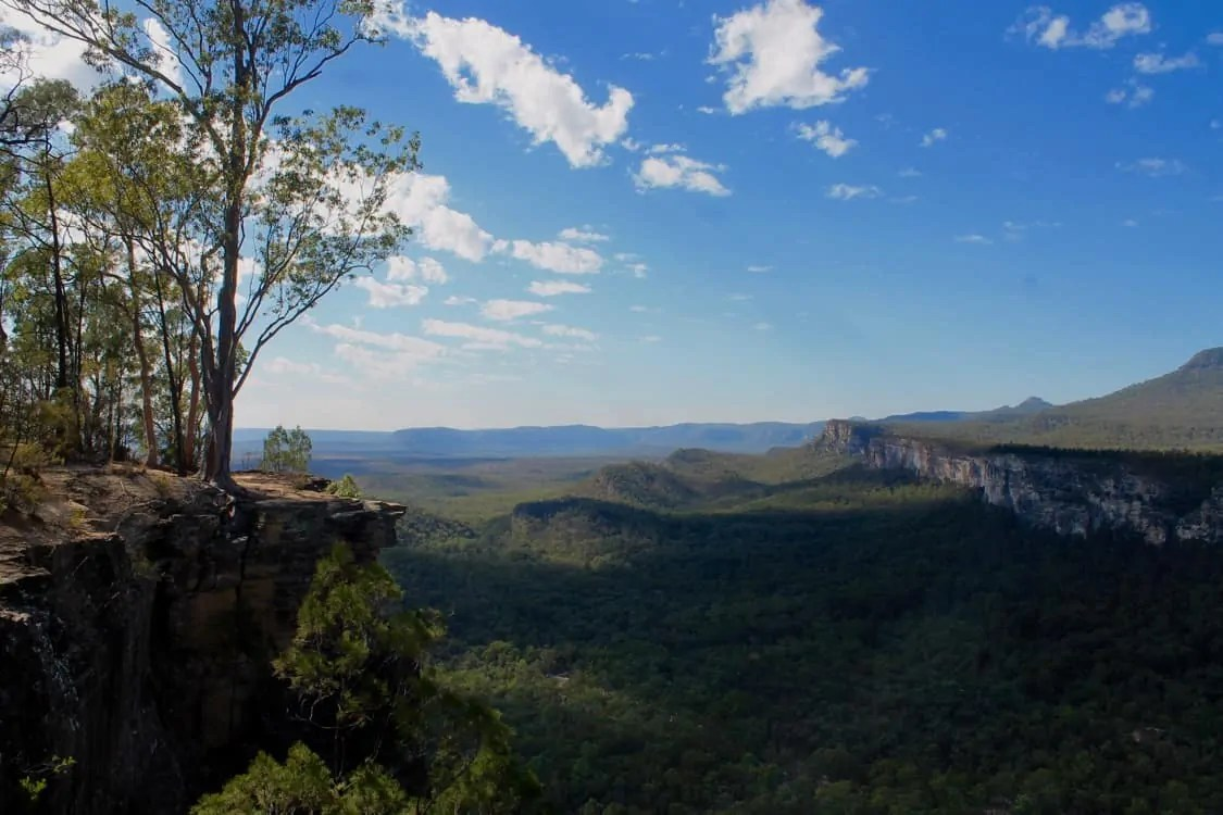 Discover this land locked in time in Carnarvon Gorge
