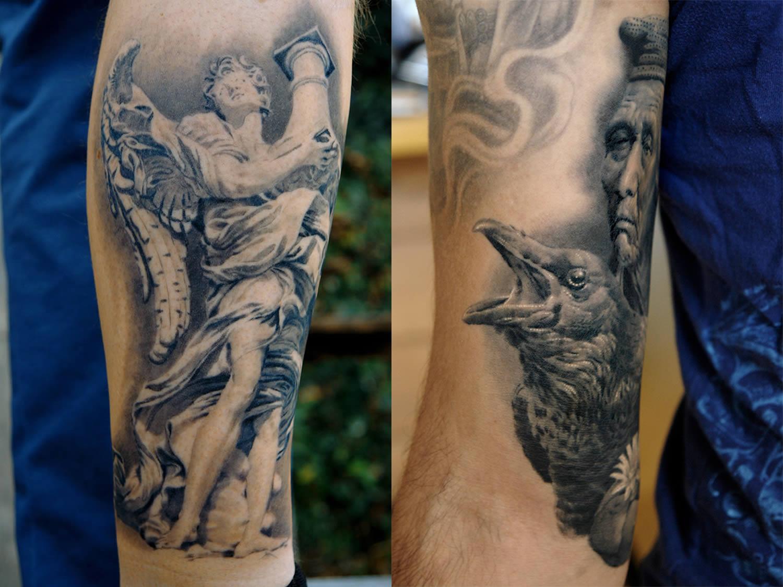 Sergio Sanchez Tattoo Artist