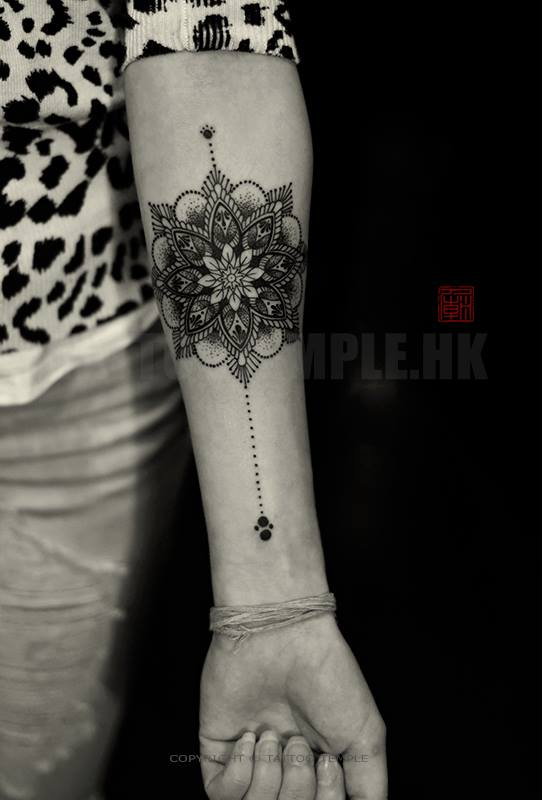 Traditional Style Cool Tattoos