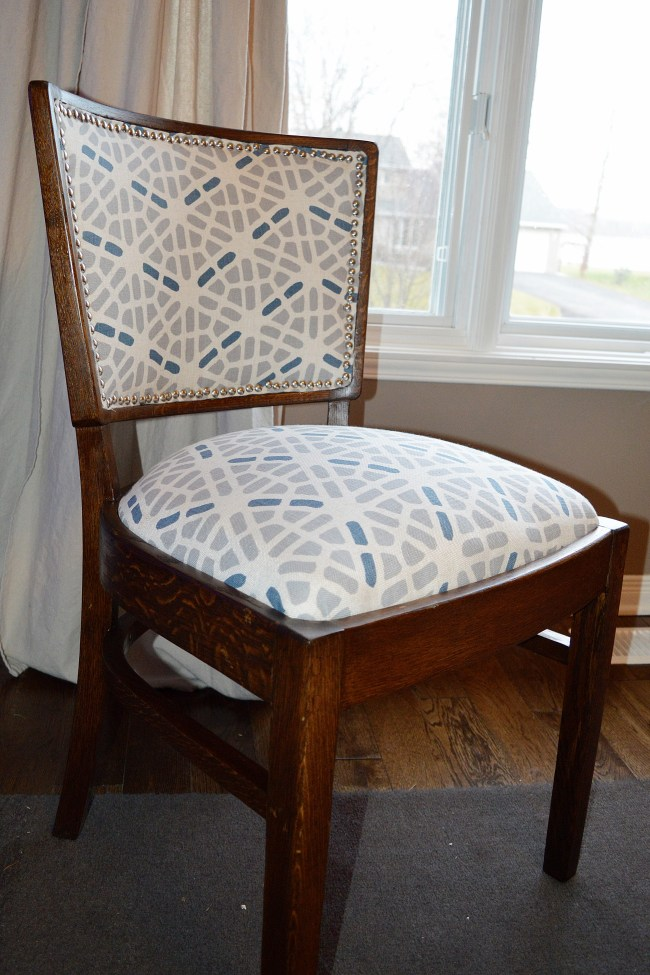 Antique chair from Holland