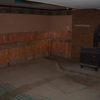 First House – Bungalow Basement