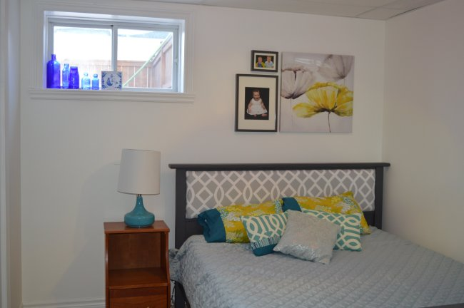 simply white bedroom makeover