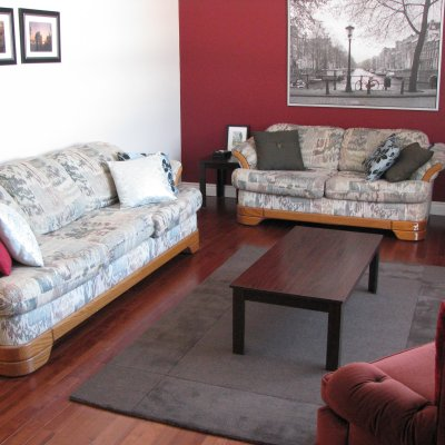 First House – Living Room