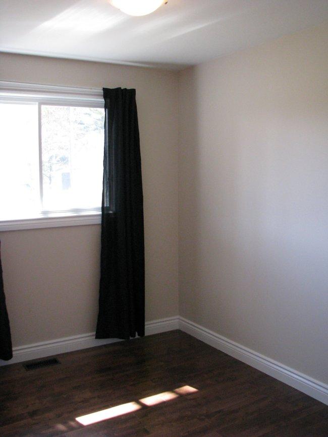flip house bedroom
