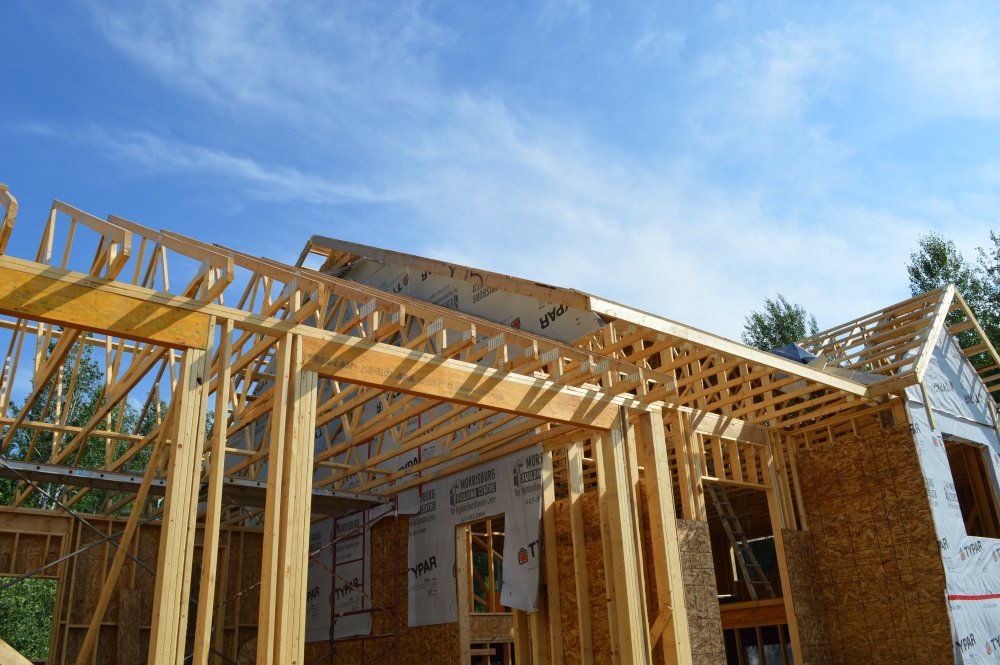 Grandor roof truss
