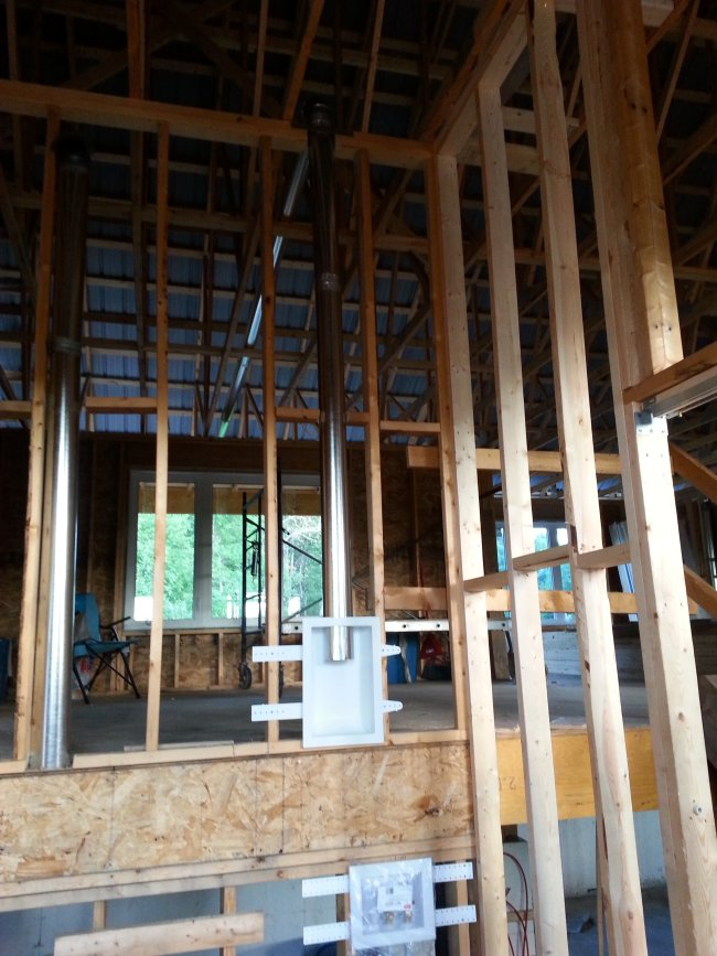 new house ductwork