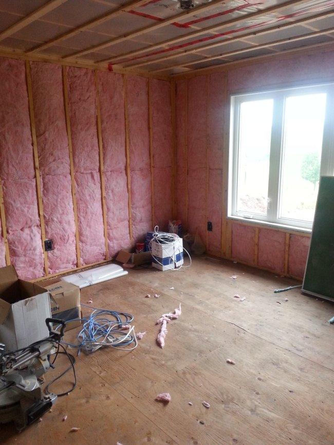 owner builder insulation