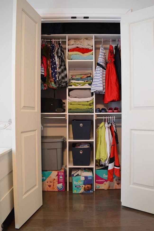 7 Easy kid bedroom organization ideas!