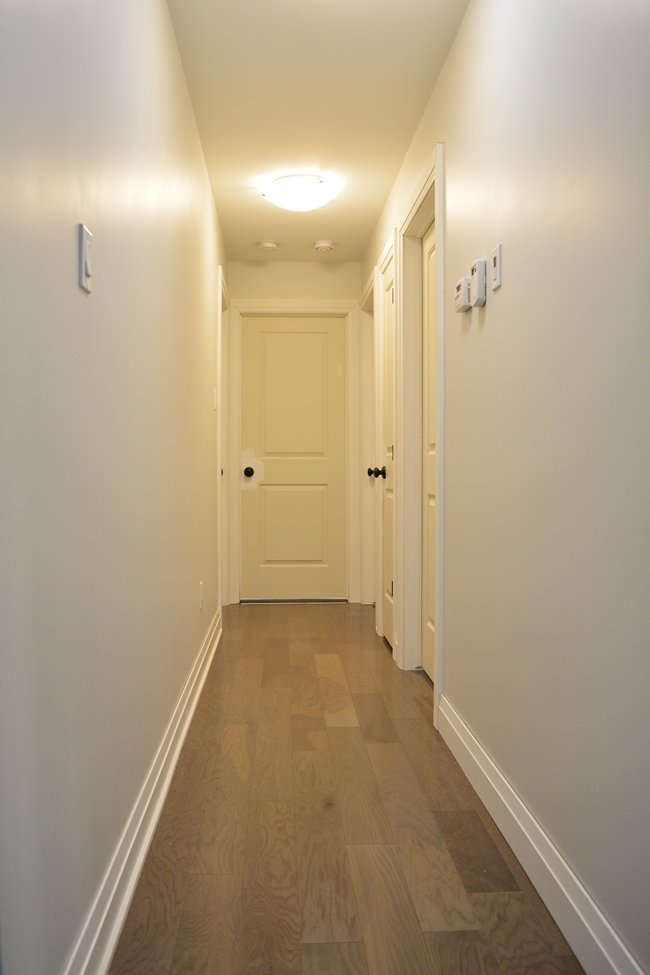Upstairs Hallway And Interior Trim One Room Challenge