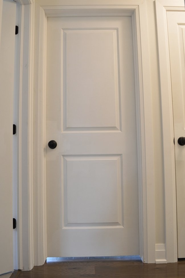 Best Paint Finish Interior Doors