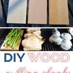 make your own grilling planks