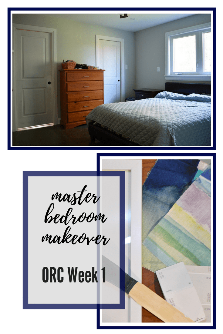 master bedroom makeover one room challenge fall 2017